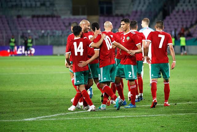 وحيد هاليلودزيتش يضم بن شرقي وأزارو لصفوف المنتخب المغربي