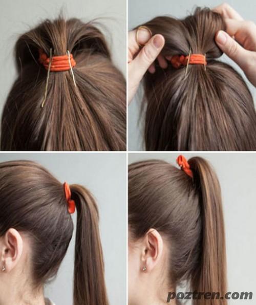 cara menata rambut