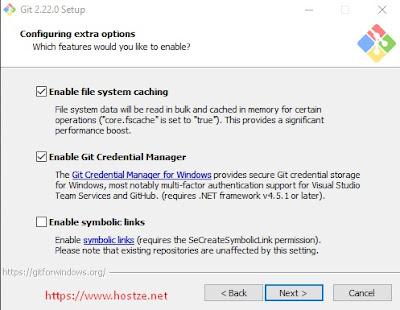 Menginstall Linux Bash Tahap 8 - Hostze.net