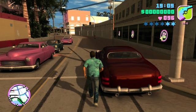 CHEAT GTA VICE CITY PC / KOMPUTER LENGKAP BAHASA INDONESIA