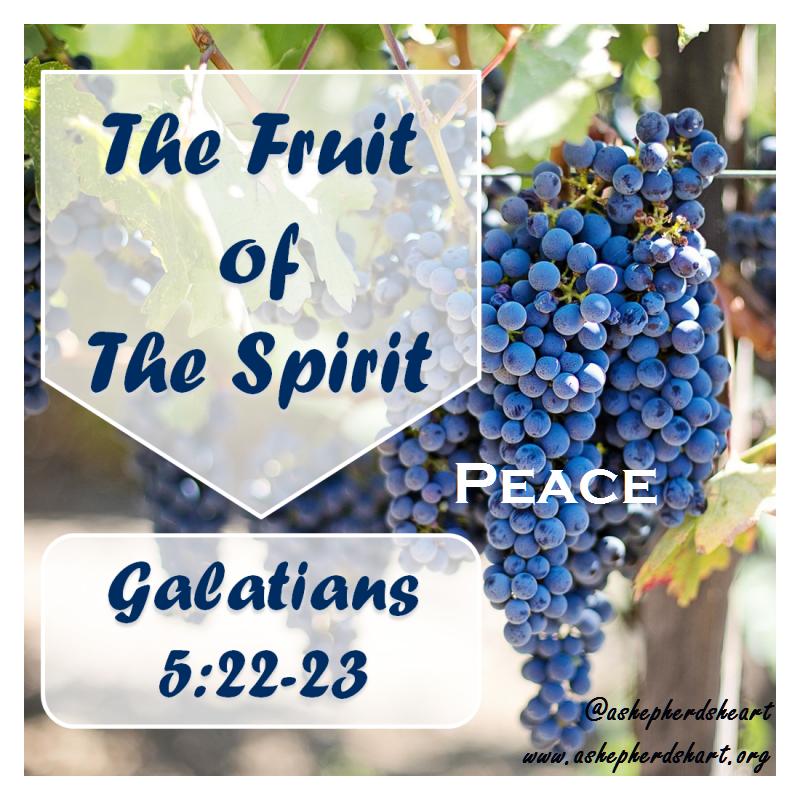 heart fruit fruit of the spirit