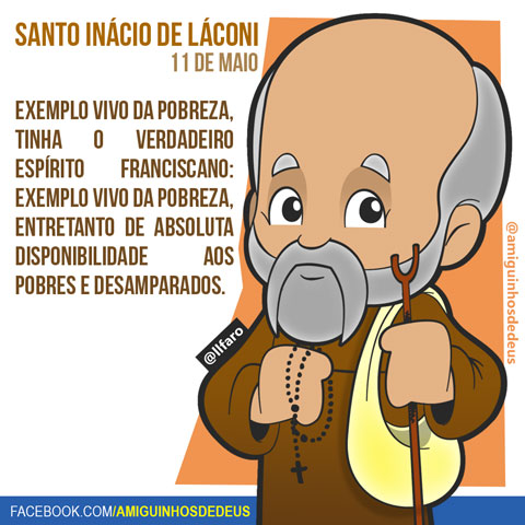 Santo Inácio de Láconi desenho