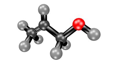 Acetone Structural Formula.