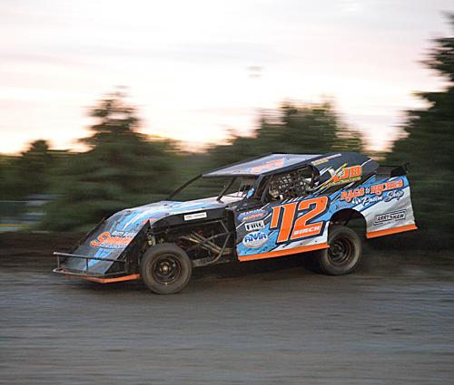 Auto Racing Independent: Benton County Speedway