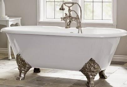 dimensi bathtub