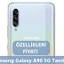 Samsung Galaxy A90 5G Tanıtıldı