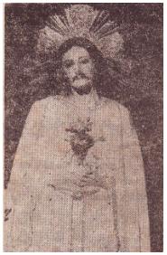 Jesús  resucitado  en sus  dolores  internos
