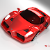 Enzo Ferrari 3D Model Cars