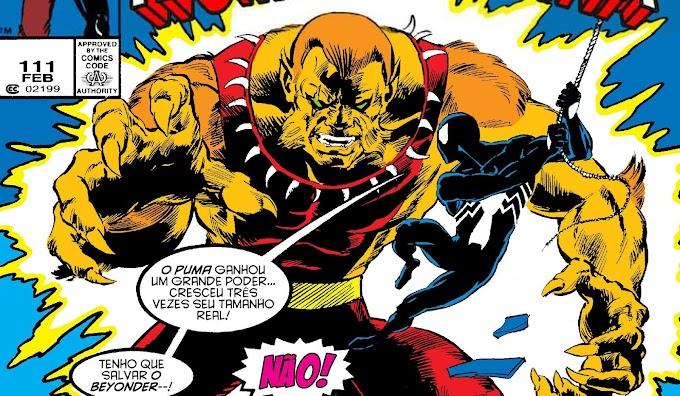 Peter Parker, O Espetacular Homem-Aranha #111 (1986)
