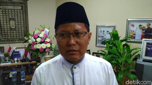 Pembakaran Mimbar Masjid di Makassar, MUI Ingatkan Takmir Aware Pada Tamu