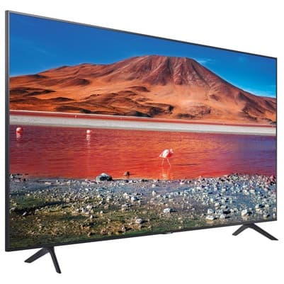 Samsung UE43TU7105: Smart TV 4K de 43'' con Tizen, Alexa y Google Assistant