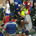 Rangers fan makes it rain on foul ball catch attempt with wallet