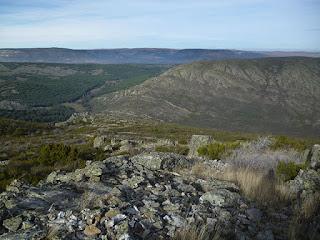 Vistas del valle del Pelagallinas