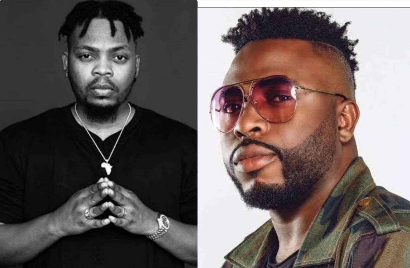 Olamide has helped lots of people, he shouldn't be compared to anyone Ace Producer Samklef says