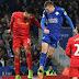 Leicester stun Liverpool in first match since sacking Claudio Ranieri
