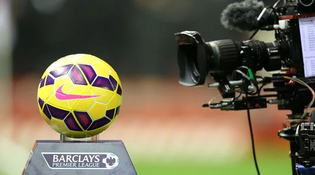 NEWS ON -- Premier League told to block Saudi-backed bid for Newcastle by broadcast partner