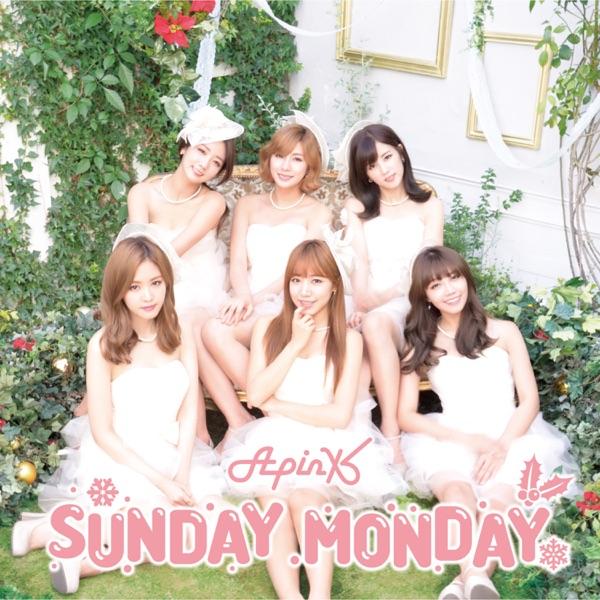 APINK – Sunday Monday (Japanese Version) – Single