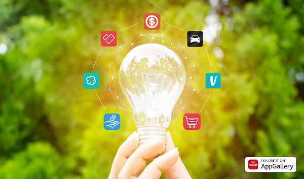 Descubra as 10 aplicações mais sustentáveis da Huawei AppGallery