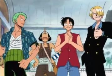 One Piece Episódio 38