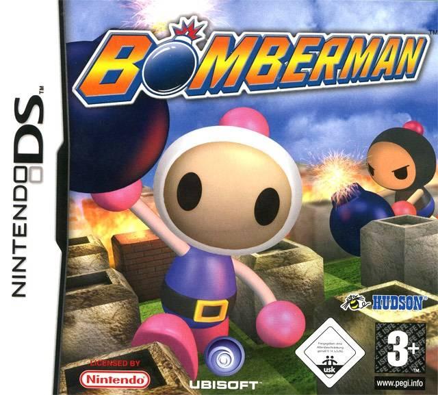 ROMs - Bomberman  - NDS Download