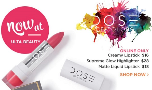 Ulta Update: Dose of Colors Now Online, UD Basquiat Sale, New Multipliers, 50% off Clinique Sets & Deluxe Freebie with ANY Purchase is Still Working