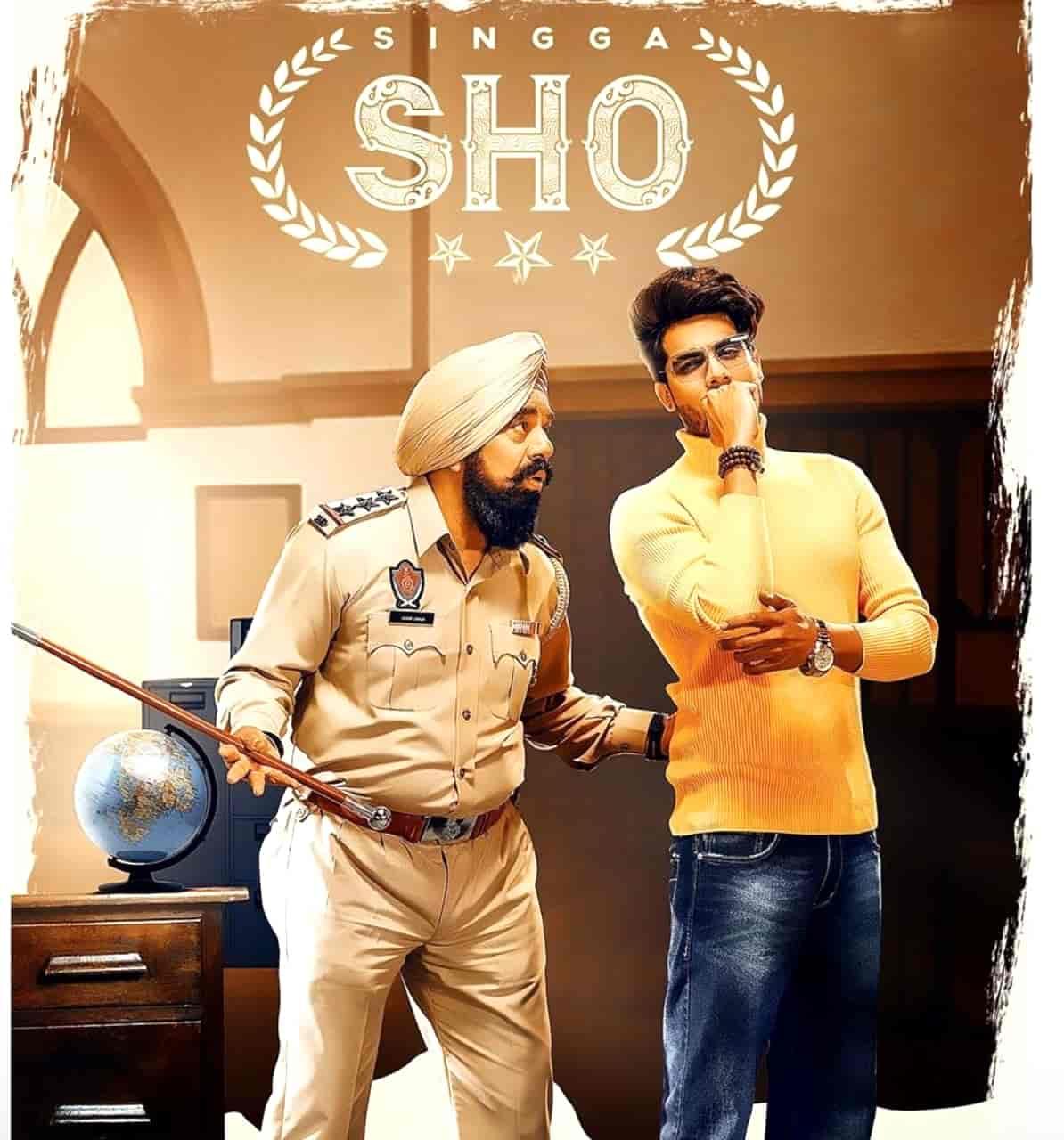 SHO Punjabi Song Lyrics Image By Singga