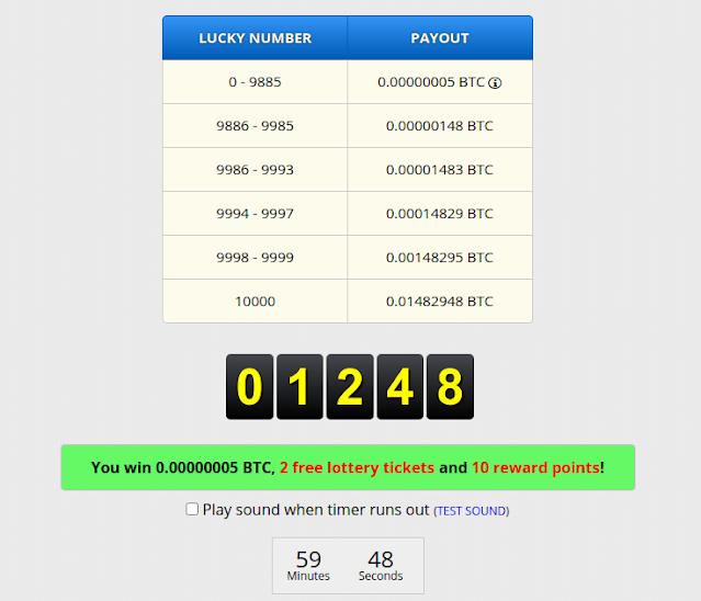 Grandes premios en freebitcoin