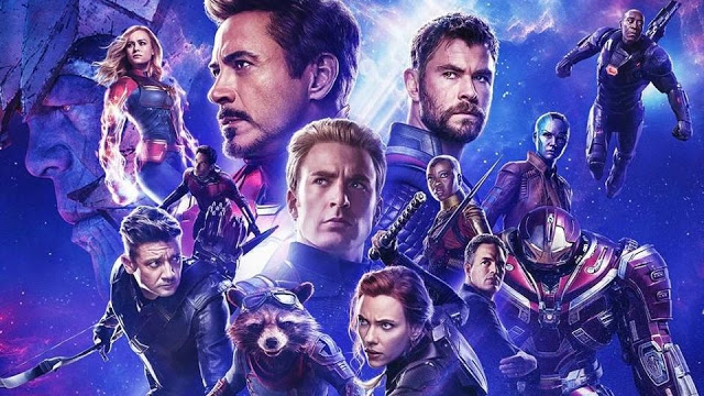 Avengers Endgame -Action movies