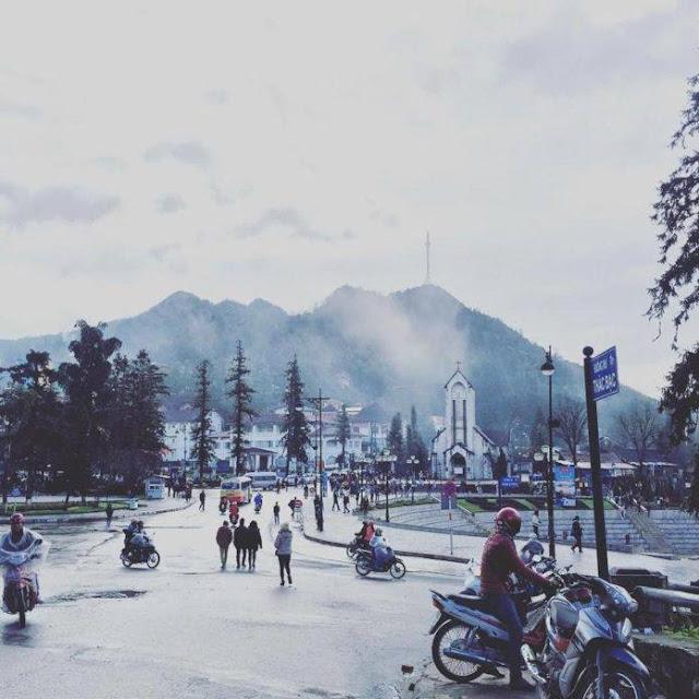 Kinh nghiệm du lịch Sapa 3 ngày 2 đêm: Tuyết đã trắng trời, để lại một kỷ niệm khó quên 2