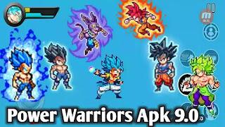 New Power Warriors 10.5 APK Download