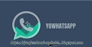 تحميل تطبيق يو واتساب YoWhatsApp v8 ضد الحظر اخر اصدار للاندرويد