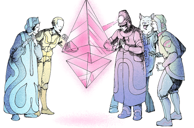 Image of History of  Ethereum (ETH) coin