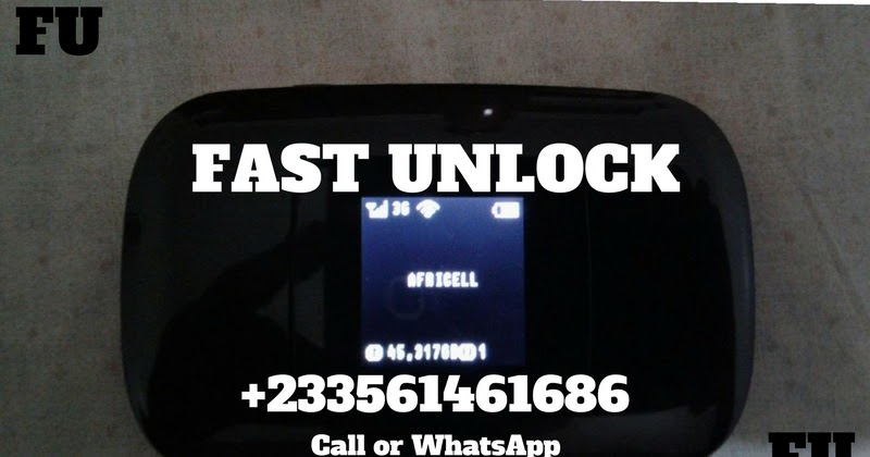 Fast Unlock: Modem, MiFi, Router and Phone Unlocking Services