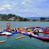 Super 9  Waterfun Lake Toba : Harga Tarif Wahana, Aktivitas Wisata, Daya Tarik & Lokasi