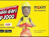 Untuk Para Calon Driver Online Maxim Yuk Simak Penjelasannya
