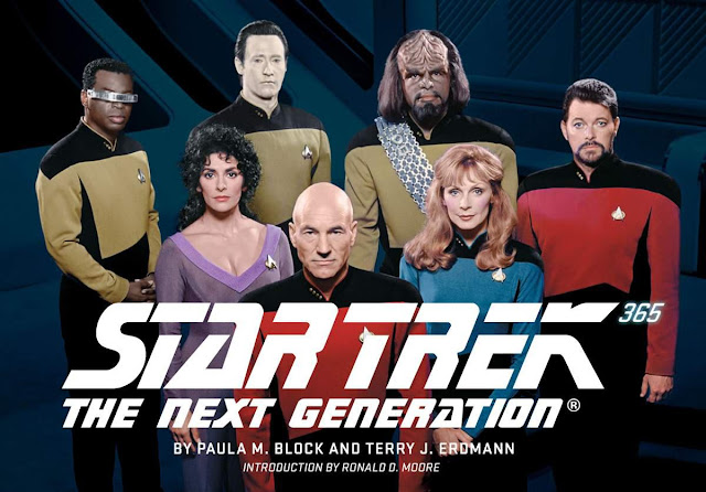 Serial TV Star Trek: The Next Generation