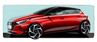 2020 New Hyundai i20 Photos Leaked
