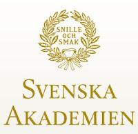Bild på Svenska Akademiens symbol eller logotyp