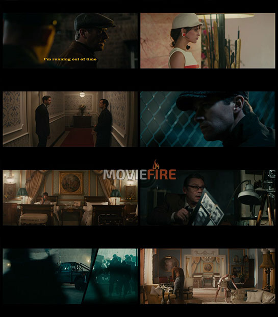 The Man from U.N.C.L.E. (2015) 1080p