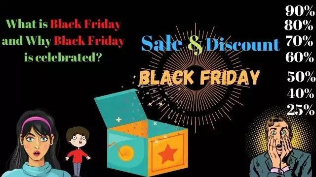 What is Black Friday and Why Black Friday is celebrated