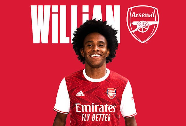 Done Deal: Willian finally signs for bitter London rivals Arsenal
