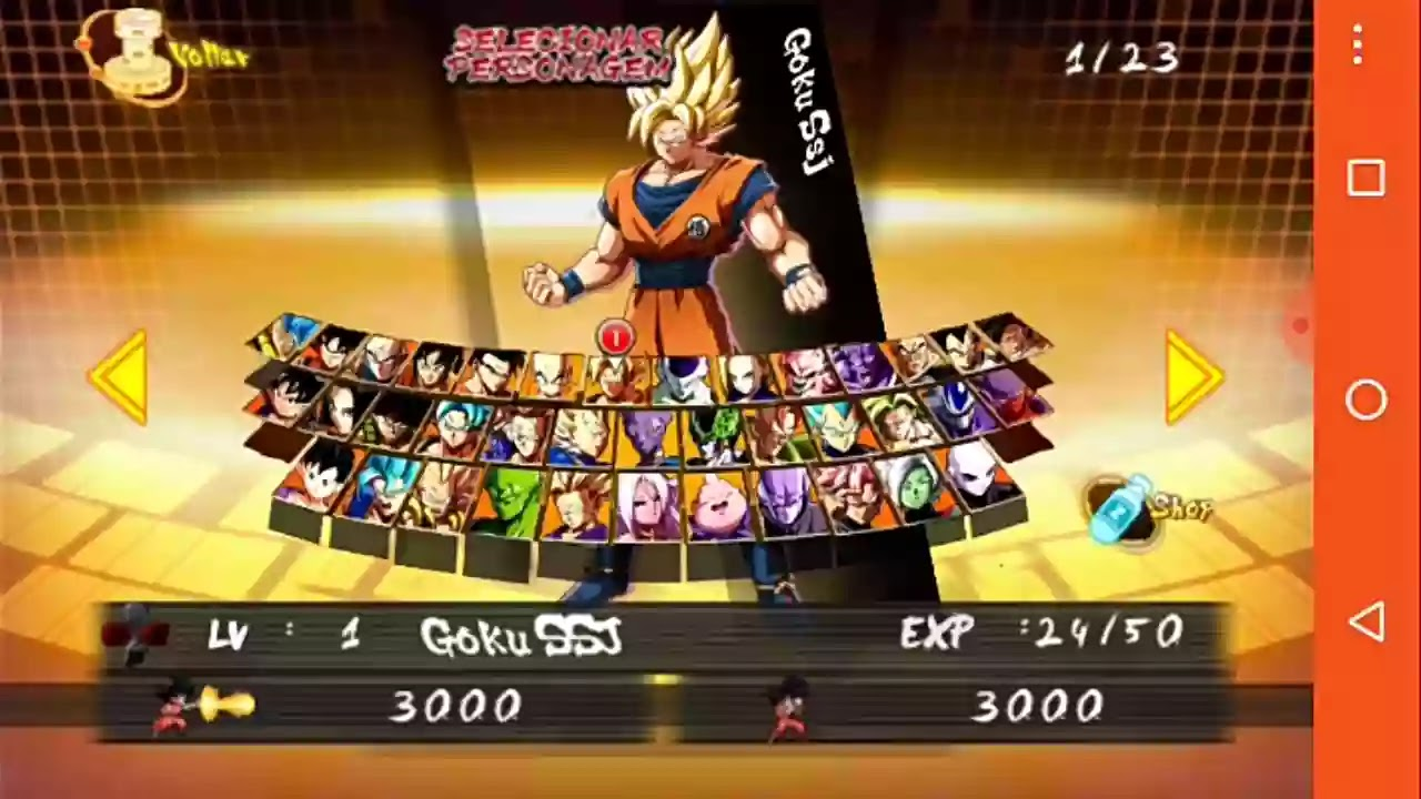 Fighter Z For Android