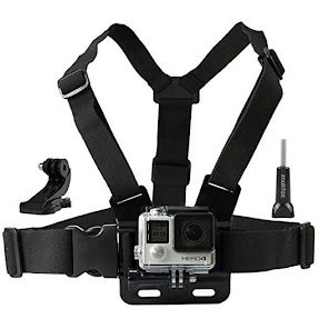 Top 5 best Go Pro Chest Mount Harness  in India 2020