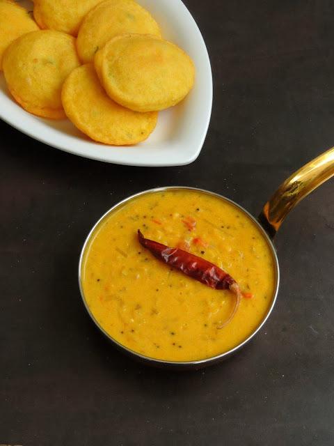 Creamy Channadal Khatta
