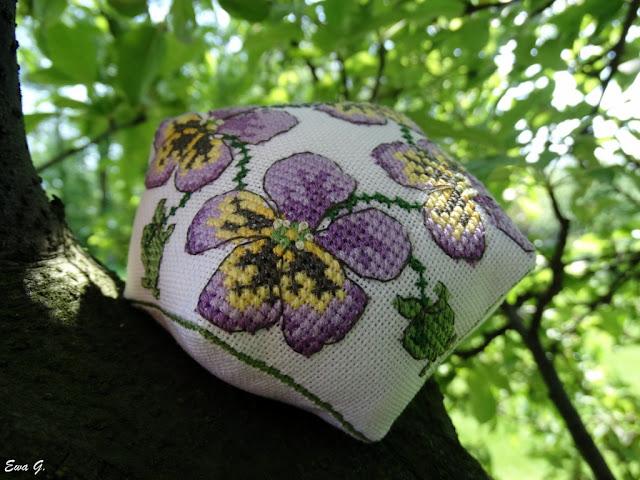 Hafty i przysłowia - maj