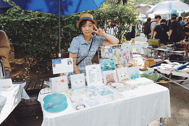 Hongdae Free Market (홍대 프리마켓) - Renci Candy