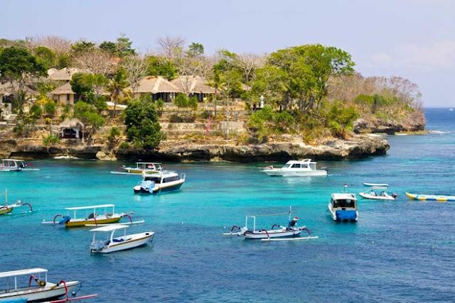 Ini Lho guys Keindahan Alam Nusa Lembongan Bali