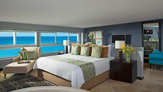 Dreams Sands Cancun Honeymoon rooms