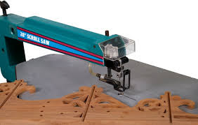 contoh scroll saw machine