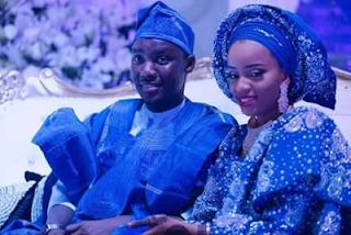 Nawao!!? President Buhari's PA Who Just Wedded Is Actually His Grandson? 1